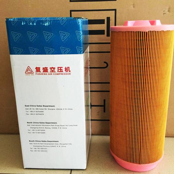 复盛空气过滤器2116040027 SA37A专用空滤芯